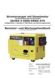 GD4SS-3-6000-EBWZ-ATS - Rotek