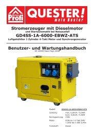 GD4SS-1A-6000-EBWZ-ATS - Rotek