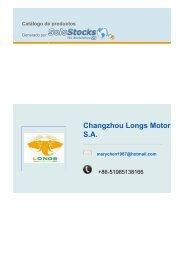 Changzhou Longs Motor S.A.