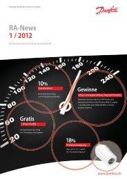 RA-News 1 / 2012 - Danfoss