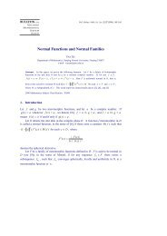 z - European Mathematical Society