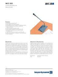 MCS503_DB_E_A2.pdf - Beyerdynamic