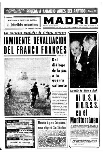 Madrid 19681120 - Home. Fundación Diario Madrid