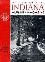 ALUMNI · MAGAZINE - AIM @ IU Home - Indiana University