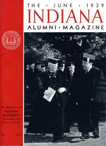 ALUMNI· MAGAZINE - AIM @ IU Home - Indiana University