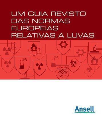 Transferir o guia de normas EN - Ansell Healthcare Europe
