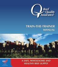 Beef Quality AssuranceTM Manual - gpvec