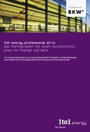 1to1 energy professional all-in Das Marktprodukt mit einem ...
