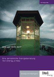 1to1 energy e-help Energie mit Intelligenz