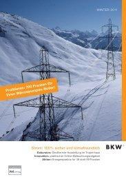 Strom: 100% sicher und klimafreundlich Profitieren: 700 Franken für ...