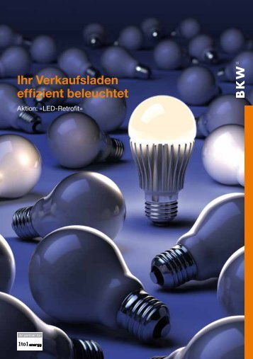 Broschüre LED Retrofit