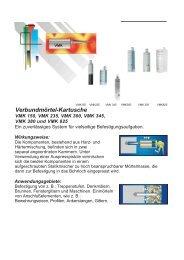 Verbundmörtel-Kartusche - 1aSchrauben.de