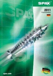 SPAX - 1aSchrauben.de