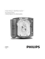 HeartStart-defibrillator - InCenter - Philips