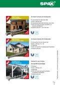 Der aktuelle SPAX Katalog 2013 - 1aSchrauben.de - Page 5