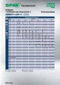 Der aktuelle SPAX Katalog 2012 - 1aSchrauben.de - Page 5