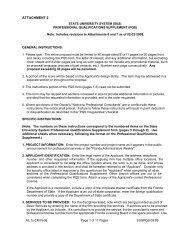 (PQS) Revised 2-22-08 - FIU Facilities Management
