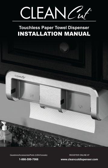 CLEANCut Manual English.indb - Sears