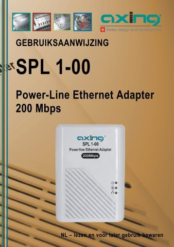 SPL 1-00 - 1&1 Internet AG