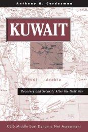 Kuwait after the war..