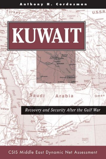 Kuwait after the war..