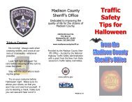 Traffic Safety Tips for Halloween