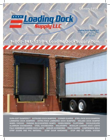 Loading Dock Supply Catalog