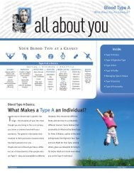 What Makes a Type A an Individual?