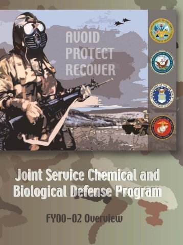 Joint Service Chemical & Biological Defense Program Overview ...