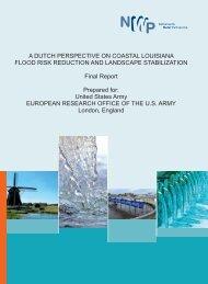 A Dutch Perspective on Coastal Louisiana Flood Risk Reduction ...