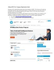 DSPP New Company Registration Guide - HP