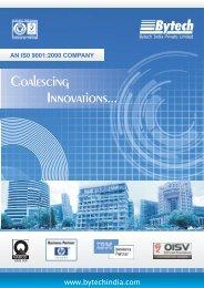 Coalescing Innovations... - Application Transformation Solutions - HP