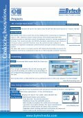 Coalescing Innovations... - Application Transformation Solutions - HP - Page 5