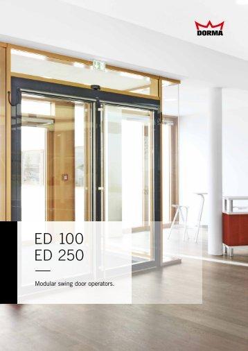 ed 100 ed 250 sales folder modular swing door operators dorma?quality=85 dorma ed dorma ed 400 wiring diagram at crackthecode.co