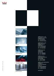 Elektrische Türöffner und Zubehör Sales Folder - Dorma