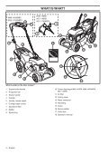 OM, McCulloch, M46-140RX, M46-140AWRX ... - Plantes et Jardins - Page 4