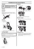 OM, McCulloch, M46-140RX, M46-140AWRX ... - Plantes et Jardins - Page 6