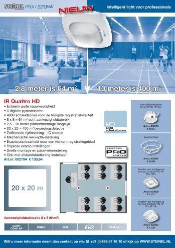 IR Quattro HD