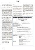 Vorsicht vor neuer Form des Bettelns & Interview zur Volkszählung - Page 6
