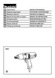 Schrauberbits Phillips PH2 Länge 25 mm Bits Makita P-06052 10 Stück