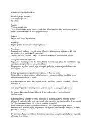 dolo-angin® pastils be cukraus Informacija apie produktą dolo ...