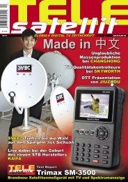 Klick - TELE-satellite International Magazine