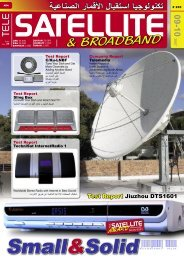 Small&Solid - TELE-satellite International Magazine