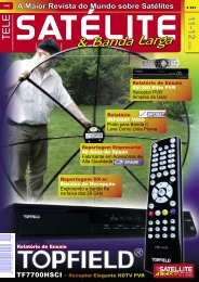 Satcodx Tele Satellite International Magazine