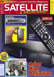 _default _84_pages.indd - TELE-satellite International Magazine