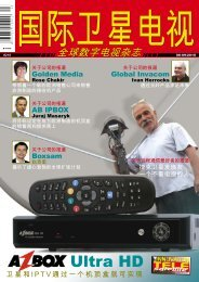 Ultra HD - TELE-satellite International Magazine