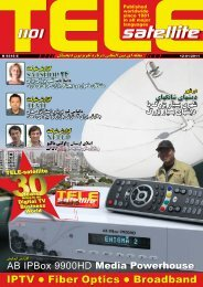 ﺩﺍﻧﻠﻮﺩ - TELE-satellite International Magazine