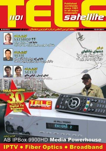 ﺩﺍﻧﻠﻮﺩ - TELE-satellite International Magazine