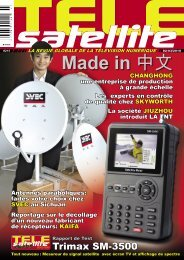 Made in 中文 - TELE-satellite International Magazine