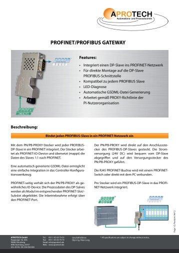 PN/PB Gateway